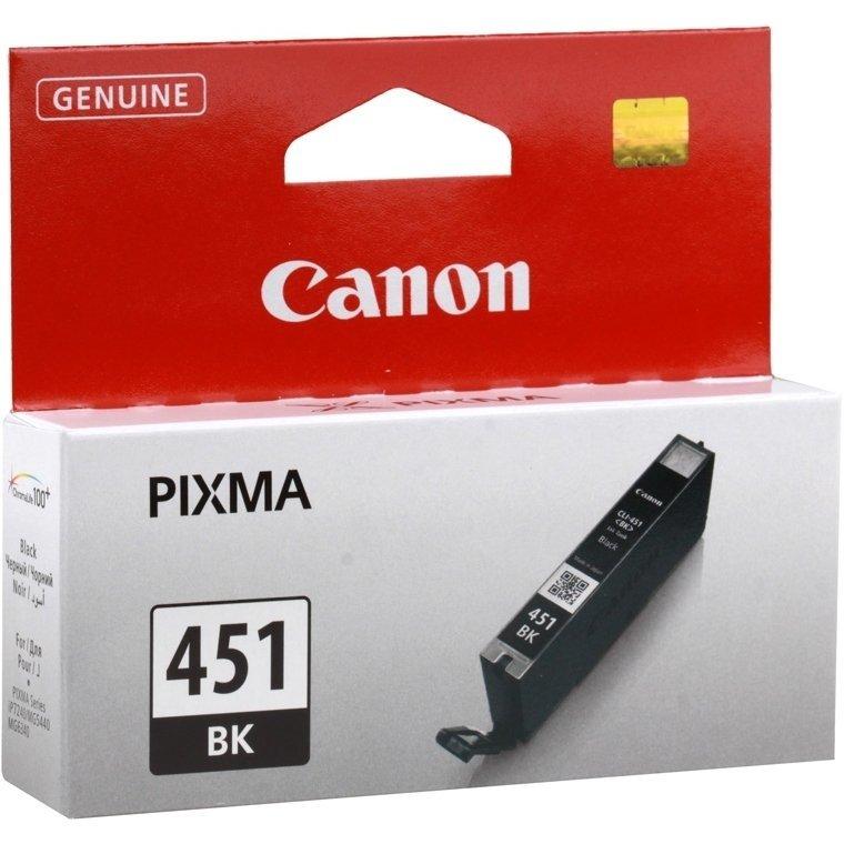 Canon CLI-451BK 6523B001