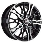 NZ Wheels SH658 6.5x16/5x112 D57.1 ET42 BKF