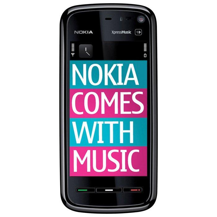Nokia 5800 XpressMusic фото, картинка slide3