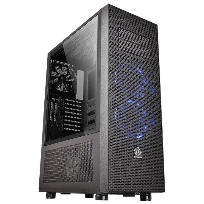 Thermaltake Core X71 CA-1F8-00M1WN-02 Black