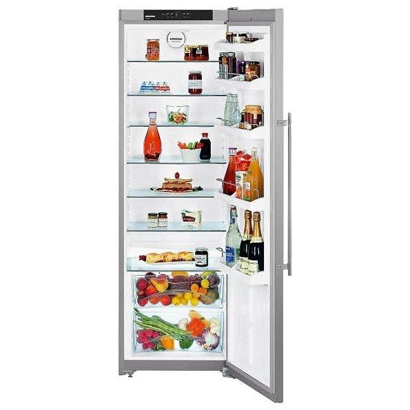 Холодильник Liebherr SKesf 4240 (Серебристый) купить от 47010 руб в Уфе, сравнить цены, видео обзоры и характеристики