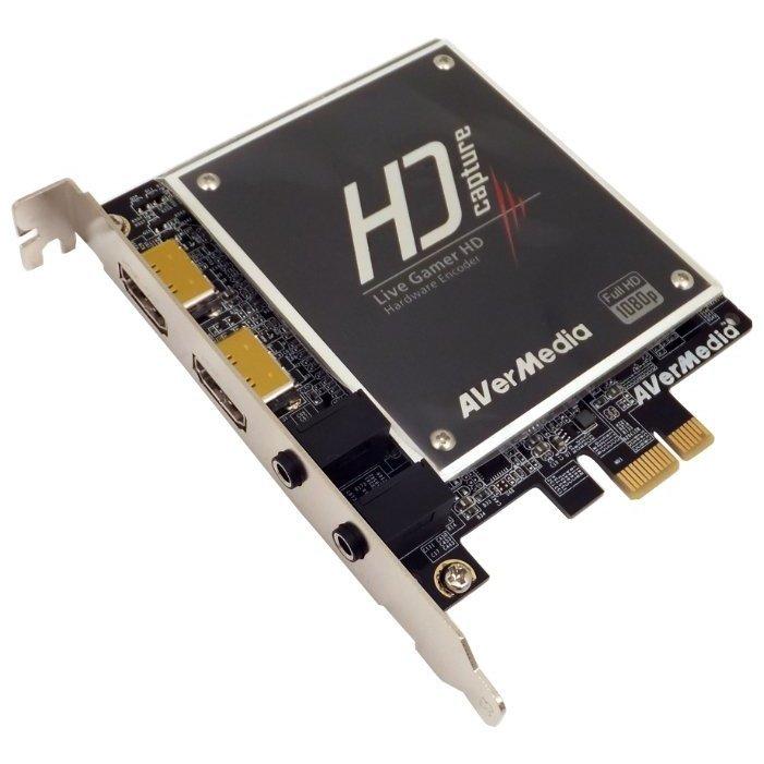 AVerMedia Technologies Live Gamer HD
