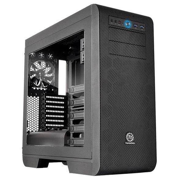 Thermaltake Core V51 Power Cover Edition CA-1C6-00M1WN-02 Black
