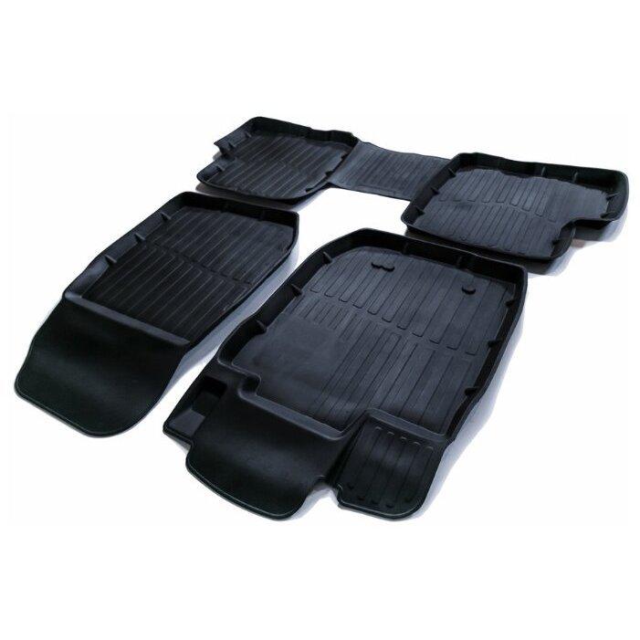 Комплект ковриков SRTK LD.LAR.01X35 LADA (ВАЗ) Largus 4 шт