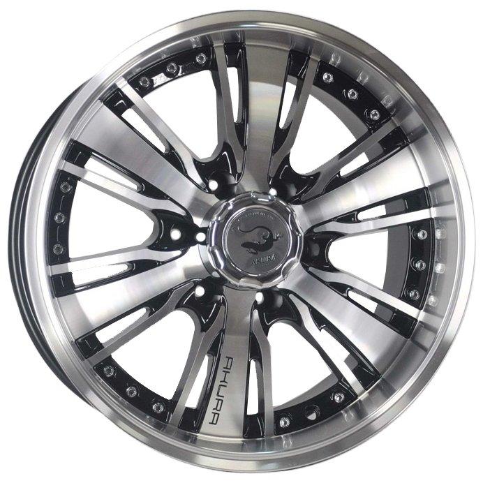 RS Wheels 344 7.5x17/5x114.3 D67.1 ET45 MG