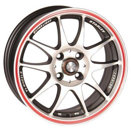 Zorat Wheels ZW-346 6.5x15/4x100 D73.1 ET35 (RL)BP-X/M