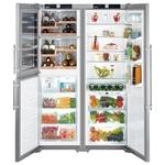 Холодильник Liebherr SBSes 7165 / отзывы владельцев, характеристики, видео обзоры, цены, где купить