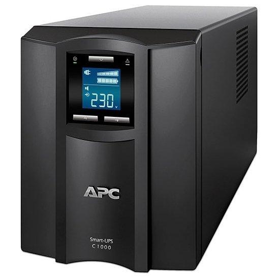 APC by Schneider Electric Smart-UPS C 1000VA LCD