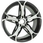 RS Wheels 743 7.5x18/5x114.3 D67.1 ET40 MG