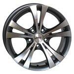 RS Wheels 089f 5.5x13/4x98 D58.6 ET38 MG