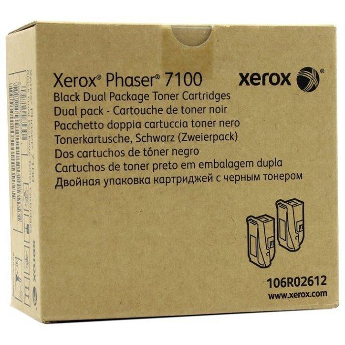 Картридж Xerox 106R02612