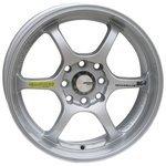 Advan RGD 6.5x15/4x98 D67.1 ET38 Silver