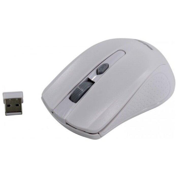 SmartBuy SBM-352AG-W White USB