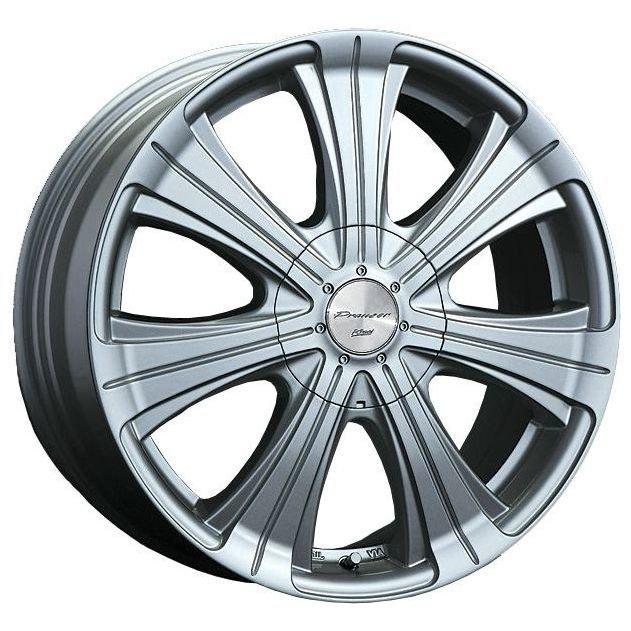 Kosei H2 7x16/5x100 D56.1 ET47 Silver