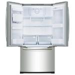 Samsung RF62HEPN нержавеющая сталь – купить холодильник, сравнение цен интернет-магазинов: фото, характеристики, описание | E-Katalog