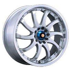 ASA Wheels JS6 7x16/8x114.3 D73 ET48 Silver