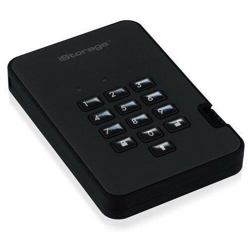 iStorage diskAshur 2-SSD 8 ТБ
