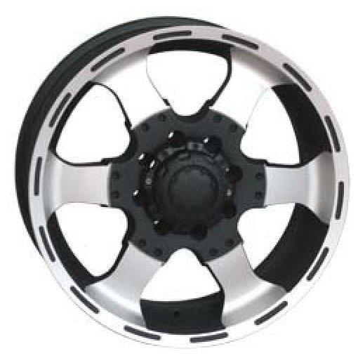 RS Wheels RSL 6037 8x17/6x139.7 D106.1 ET20 MCB