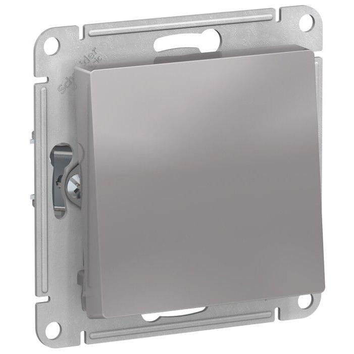 Переключатель (с 2-х мест) Schneider Electric AtlasDesign ATN000361,10А, алюминиевый