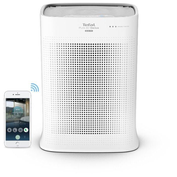 Tefal PT3080 Pure Air Genius управляемый с телефона
