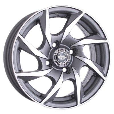 Storm Wheels Vento-SR184 6x14/4x100 D67.1 ET38 GP фото, картинка slide1