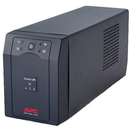 APC by Schneider Electric Smart-UPS SC 620VA 230V