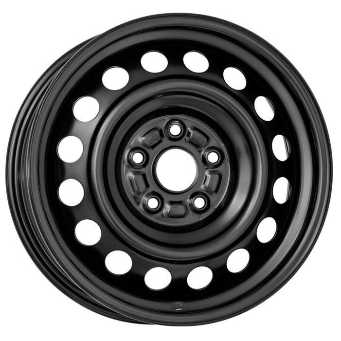 KFZ 6525 6.5x16/5x114.3 D60 ET50 Black