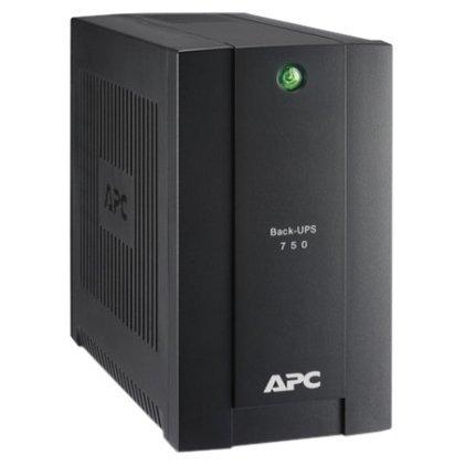 APC by Schneider Electric Back-UPS 750VA 230V Schuko