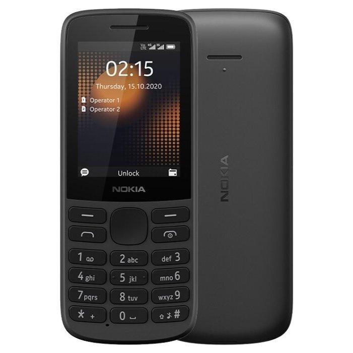 Телефон Nokia 215 4G Dual Sim