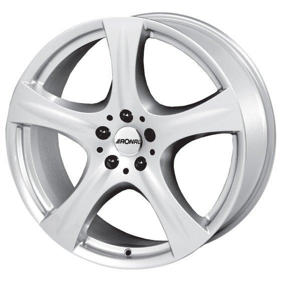 Ronal Design R43 9x20/5x120 D72.6 ET45 Silver