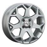 LegeArtis VW60 6.5x16/5x100 D57.1 ET37 Silver