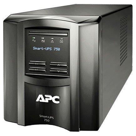 APC by Schneider Electric Smart-UPS 750VA LCD 230V