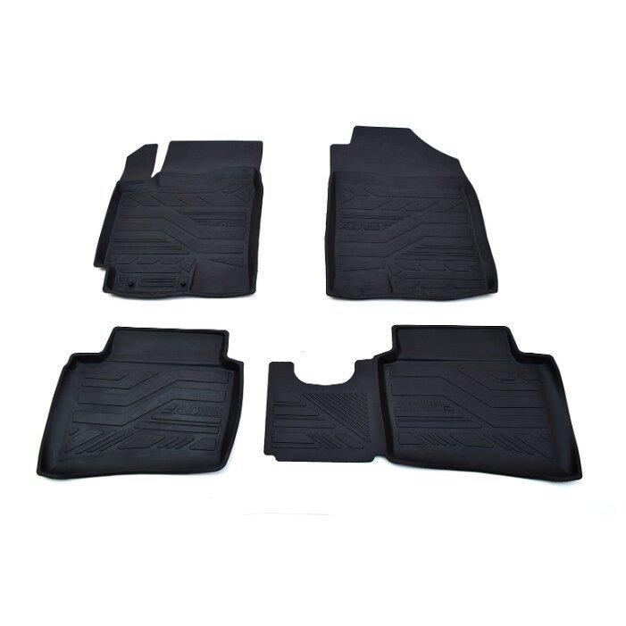 Комплект ковриков AVD Tuning ADRPLR274 Hyundai Solaris 4 шт