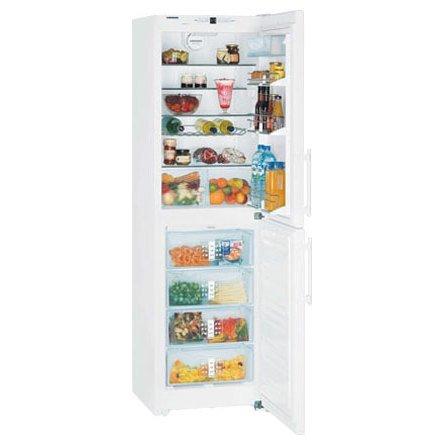 Технические характеристики Холодильник Liebherr CN 3913 белый. Интернет-магазин DNS