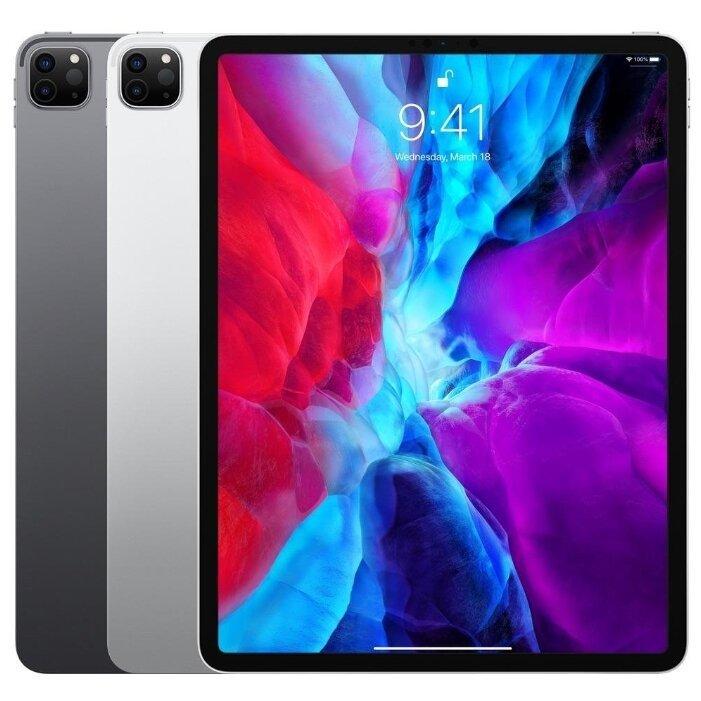 Планшет Apple iPad Pro 12.9 (2020) 256Gb Wi-Fi