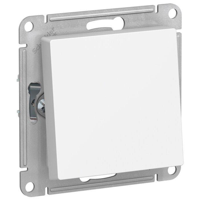 Переключатель (с 2-х мест) Schneider Electric AtlasDesign ATN440161,10А, белый