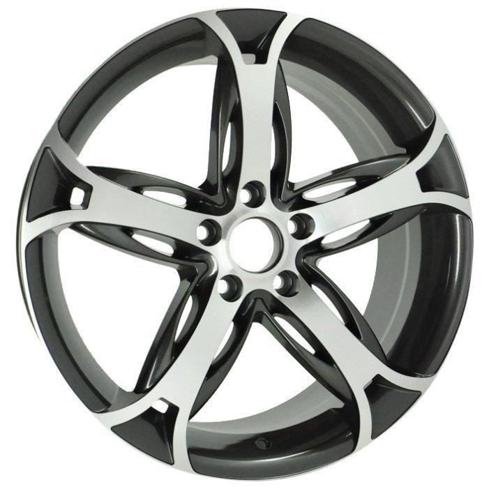 RS Wheels 743 7.5x18/5x114.3 D67.1 ET40 MG фото, картинка slide1