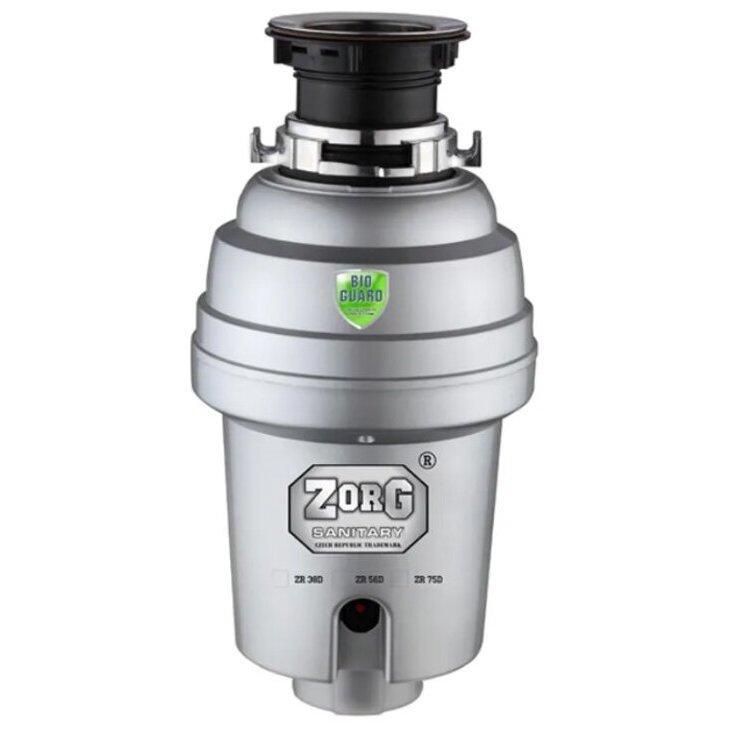 Измельчитель пищевых отходов ZorG Sanitary ZR-75 D