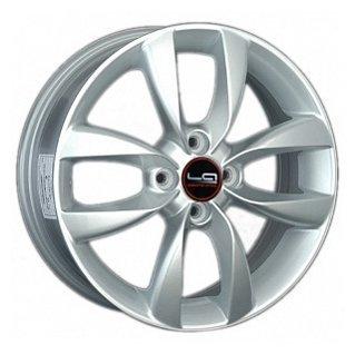 LegeArtis NS113 6x15/4x100 D60.1 ET50 Silver