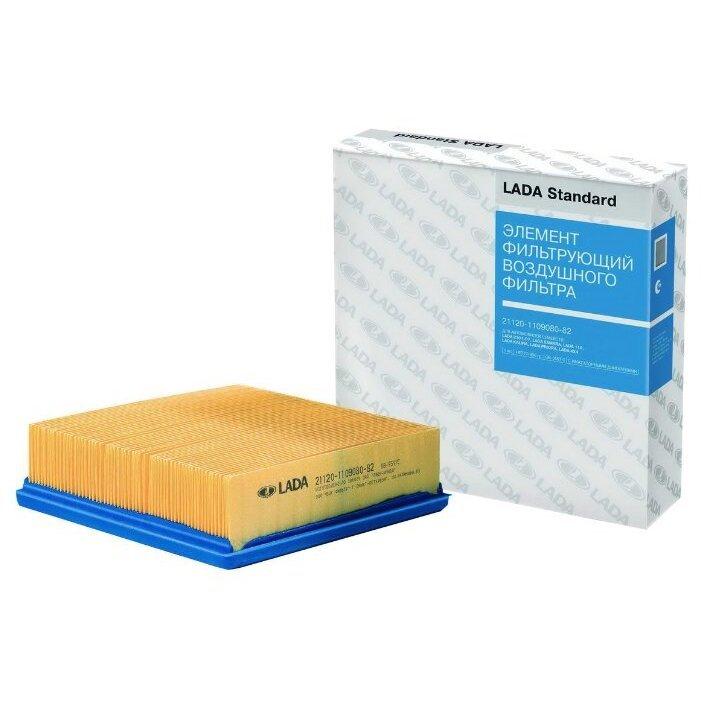 Панельный фильтр LADA 21120-1109080-82