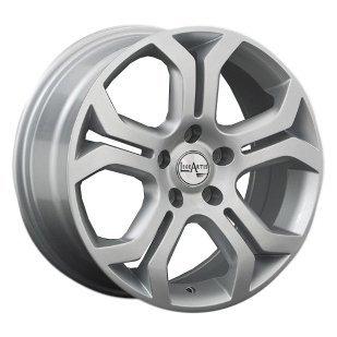 LegeArtis TY93 8x18/5x114.3 D60.1 ET45 Silver