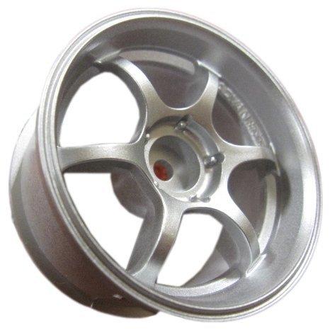 Advan RGD 9x18/5x114.3 D73 ET35 Silver
