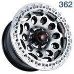 Колесный диск COX D3359-362 9xR17/5x127 D71.5 ET-15