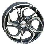 RS Wheels 586J 6.5x15/5x100 D57.1 ET38 MG