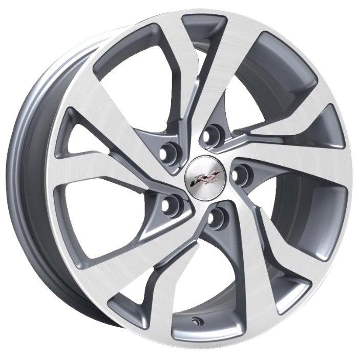 RS Wheels 787 6.5x16/5x112 D57.1 ET45 MG фото, картинка slide1