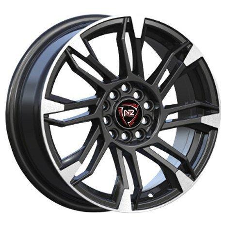 Колесный диск NZ Wheels F-8 6x15/4x100 D60.1 ET40 BKPS