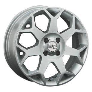 LegeArtis TY85 6.5x16/5x100 D65.1 ET37 Silver
