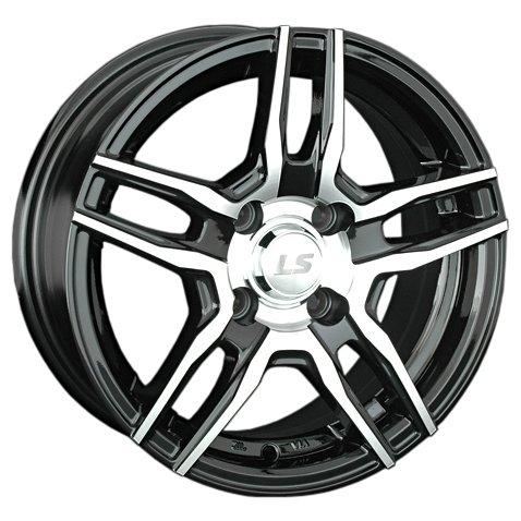 LS Wheels LS569 6.5x15/5x114.3 D73.1 ET40 BKF