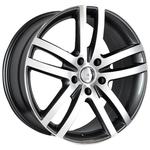 RS Wheels 530 rAU 8x18/5x130 D71.5 ET57 MG