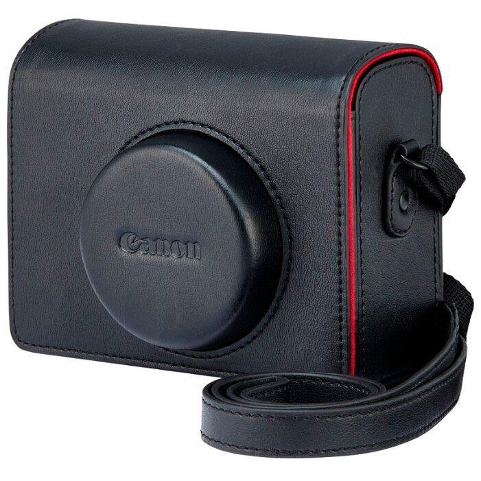 серые футляры для фотоаппарата или пастельные